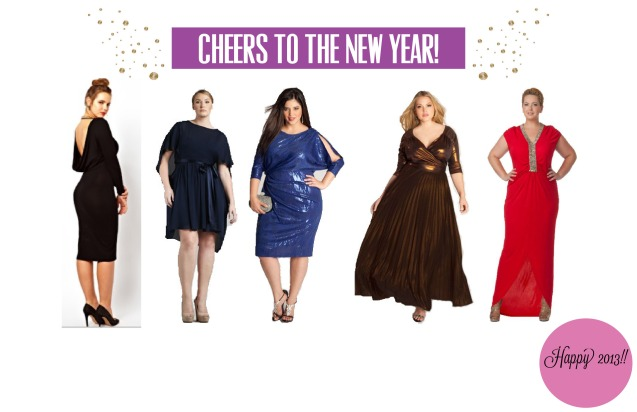 Plus Size NYE Dresses