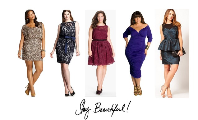 Plus Size NYE Dresses