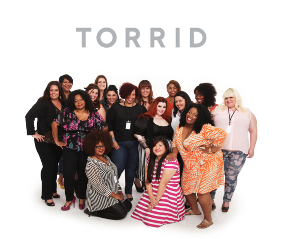 IAmTorrid Group Shot
