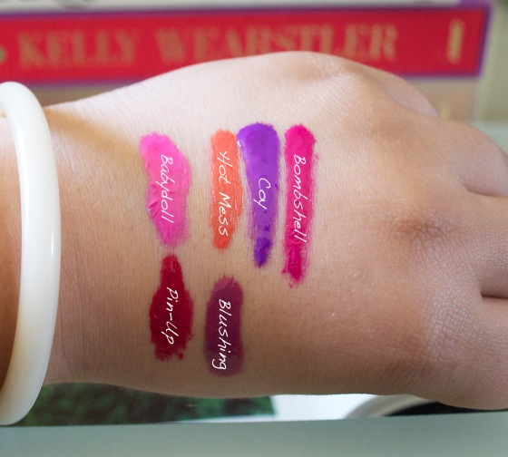 la-girl-cosmetics-glazed-lip-paint-swatches